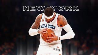Carmelo Anthony - New York Knicks Tribute - Movie (Remastered)