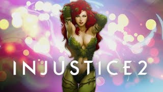 Injustice 2 - POISON IVY IS MY FAVORITE! Online Gameplay 1v1 Poison Ivy VS Green Lantern!