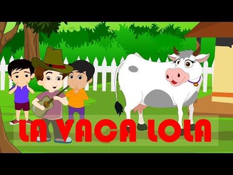 La vaca lola Enganchados Canciones Infantiles 28 minutos