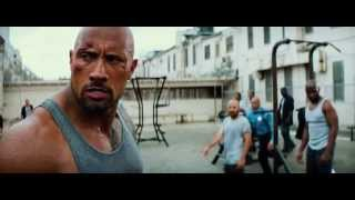 Pain & Gain (The Rock Vs. Kurt Angle) 2013