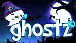 The Most POWERFUL GHOST EVER! - Ghostz.io Gameplay