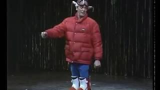 Bosse Parnevik som Ingemar Stenmarks kusin Sten Barmark