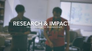 Olin College Research Video