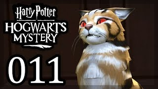 Harry Potter Hogwarts Mystery #011: Ich wurde erwischt | Gameplay Deutsch