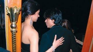 Shahrukh Khan Kicks Chappal On Deepika Padukone's Face !