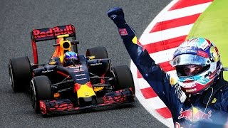 Max Verstappen, the rise of a champion | F1 2016 Season Highlights