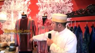 Irfan Hakim Bisnis Busana Muslim