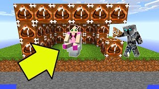Minecraft: GROSS POOP LUCKY BLOCK BEDWARS! - Modded Mini-Game