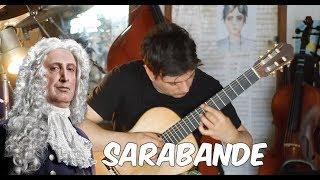 Sarabande y Variaziones by Fabio Lima (G. F. Haendel)