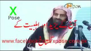 Tauseef ur Rahman EXPOSED - INSULTING AHLULBAIT by lying about KARBALA