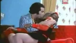 سهير رمزى والقبلات الحاره
