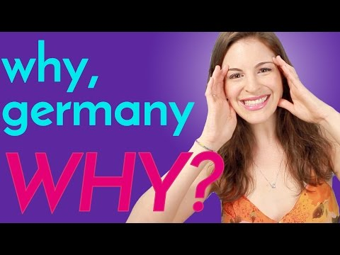 8 Questions I Have for Germans