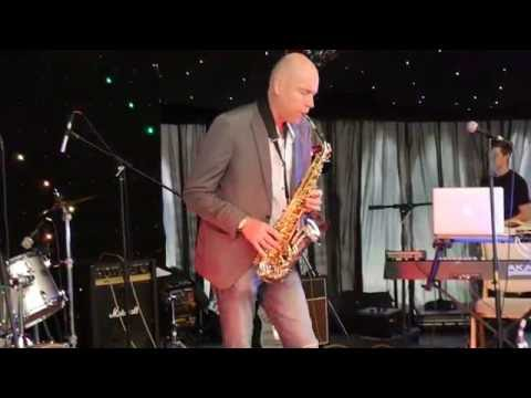 Will Hot Sax Al Greene Cover of Lets Stay Together