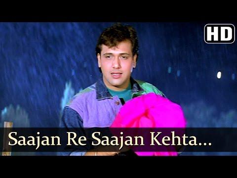 Xxx Mp4 Saajan Re Saajan Kehta Hai Saawan Govinda Karishma Kapoor Dulaara Bollywood Monsoon Song 3gp Sex