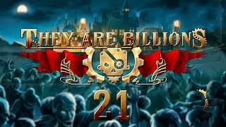 THEY ARE BILLIONS | COUNTER ATTACK #21 Zombie Strategy - Let