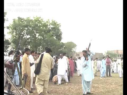 Amir ghuman wedding firing narangmandi