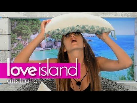 Millie and Elias are over Love Island Australia 2018