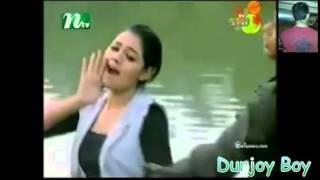Mosharraf Karim And Tisha Funny Dance   YouTube FLV   YouTube