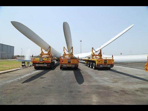LM Wind Power inaugurates Vadodara, India factory