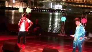 Pat Mok Comedy / Darius Tan & Dwayne Lau - Billionaire & 一百万  - The Durian Awards Show @ Esplanade