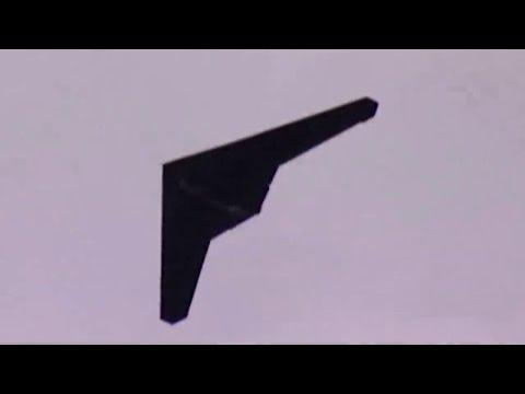 Iran's New RQ-170 Sentinel Stealth Drone: