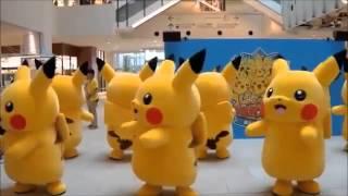 Pikachu dominara el mundo!!!la canción de pikachu