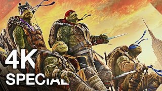 TEENAGE MUTANT NINJA TURTLES 2 Trailer, Clips & Featurettes (2016) TNMT 2 Out of the Shadows