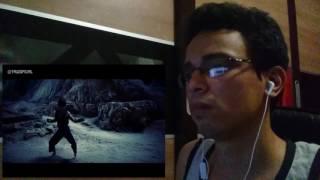 React #192 Rap do Akuma (Street Fighter) | Tauz RapTributo 30 (Tauz)