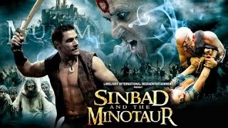 Sinbad And The Minotaur│Full Fantasy Movie