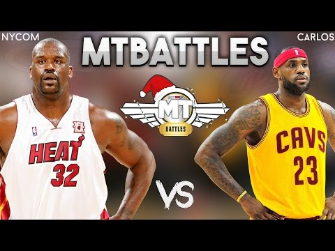 watch ALL TIME MIAMI HEAT VS ALL TIME CAVS! CAN WE FINISH UNDEFEATED? NBA 2K17 MTBATTLES