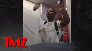 'Straight Outta Compton' Star Jason Mitchell Blows Up on Delta Staff for Double Booking   TMZ