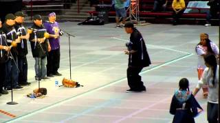 Gathering of Nations 2011- California bird singers