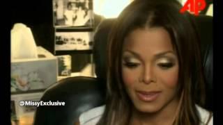 Janet Jackson talks about Missy Elliott (2001)