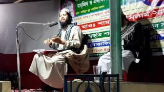 Moulana Md  Mustafijur Rahman Hamidi bangle waz 2017