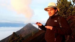 guatemala trekking vulcano acatenango
