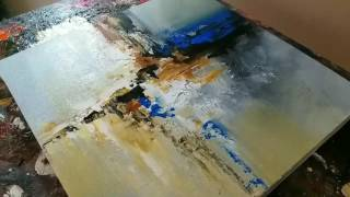 Abstract painting /