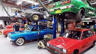 ROTARY PORN - The CRAZIEST Rotary Shop in the WORLD!
