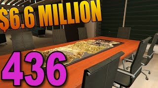 BUYING A $6,600,000 OFFICE SPACE IN MAZE BANK! (Most Expensive GTA Online)