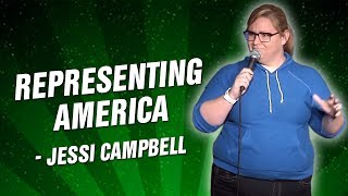 Jessi Campbell: Representing America (Stand Up Comedy)