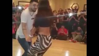 رقص بسیار زیبا دو نفره