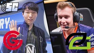 Clutch Gaming Scoop Up Pieces of Envy, Akaadian First To Optic, Ryu joins Pr0lly | lol esports