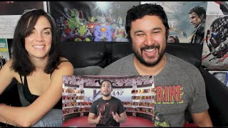 The HISTORY Of DEADPOOL! REACTION!!!