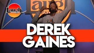 Derek Gaines | Uber | Stand Up Comedy