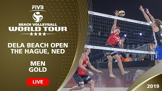 The Hague 4-Star 2019 - Men GOLD - Beach Volleyball World Tour