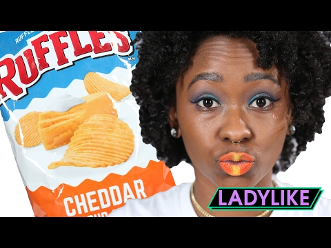 Download Women Create Snack-Inspired Makeup Looks • Ladylike free