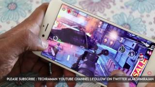 Nubia Z11 Mini S Gaming Review with Heating Test