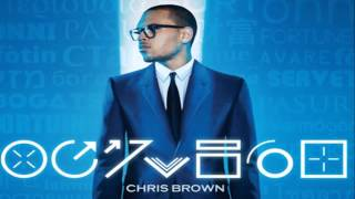 Chris Brown - Don't Wake Me Up (Lyrics On Screen) [Official Music Video]