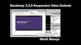 Responsive Video Embeds with Bootstrap 3