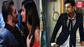 Salman Khan Hosts Katrina