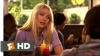 Shallow Hal (3/5) Movie CLIP - Lunch With Rosemary (2001) HD